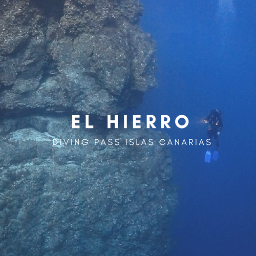 Diving pass el Hierro