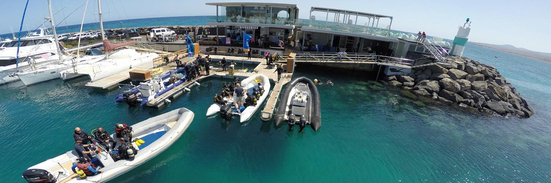 Deep Blue Diving