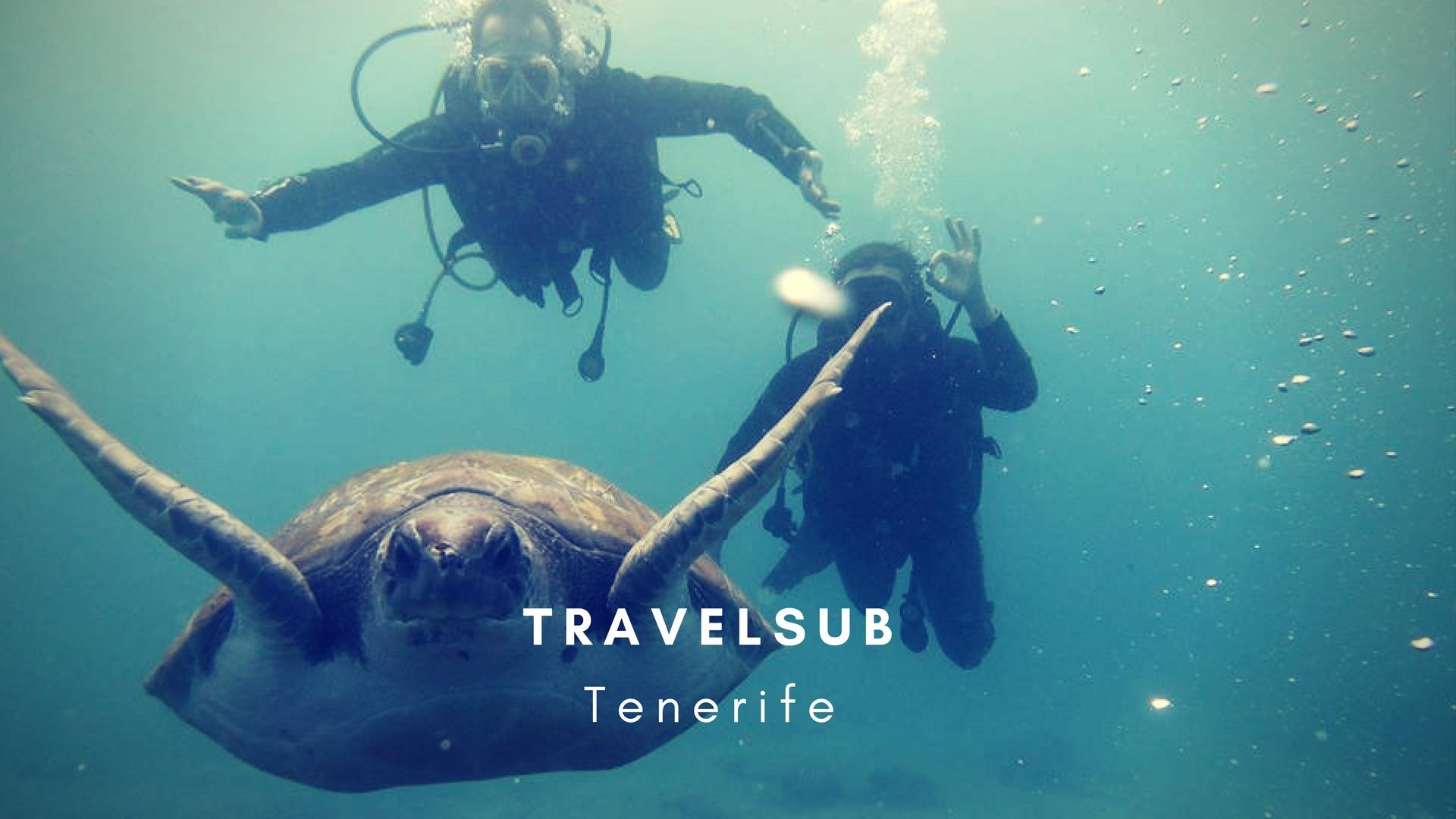 TravelSub Tenerife