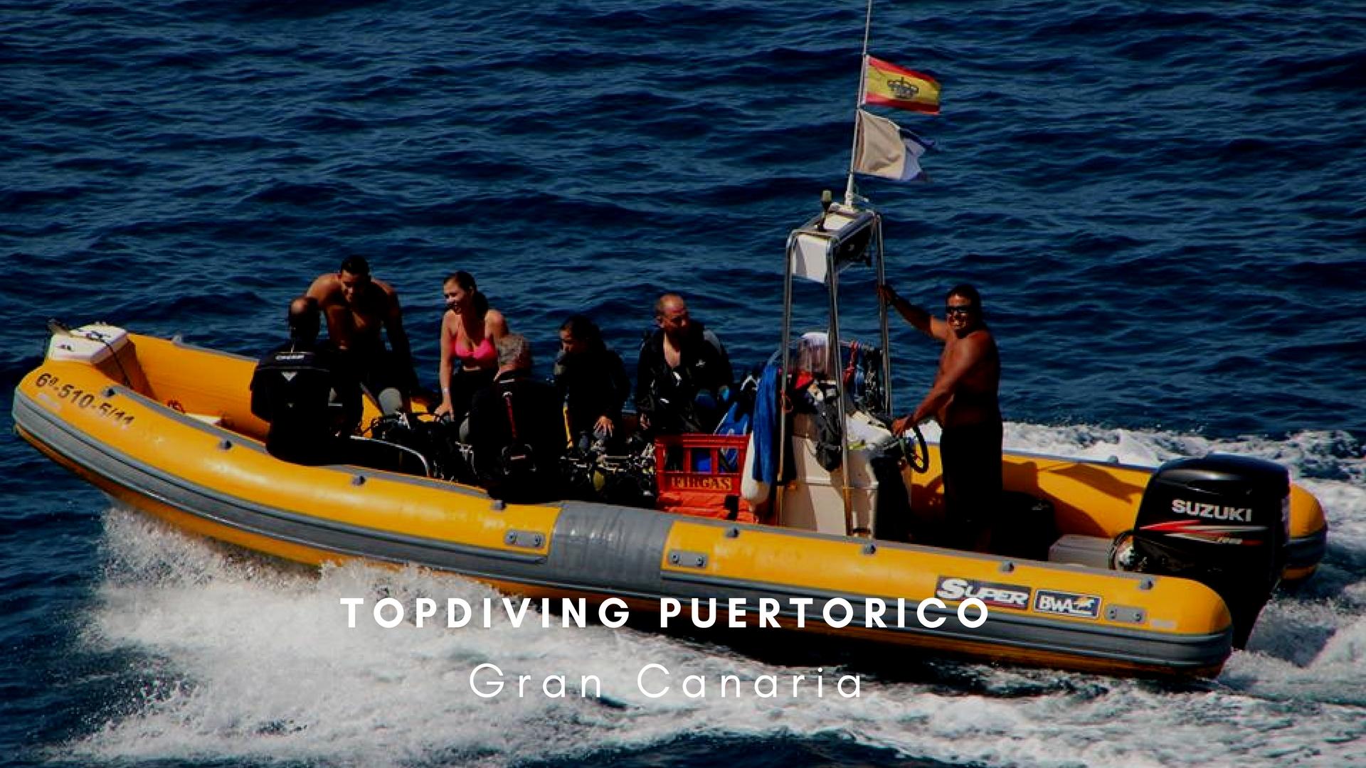 Top Diving Puerto Rico